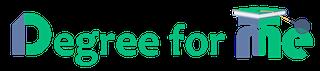 logo Degree for Me